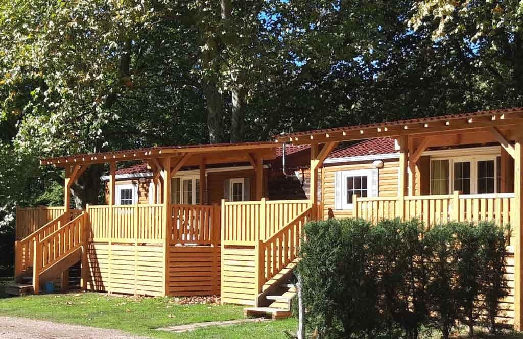 Location Mobil-home Morvan Bourgogne